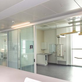 Project: Southmead Hospital | Product: Bespoke